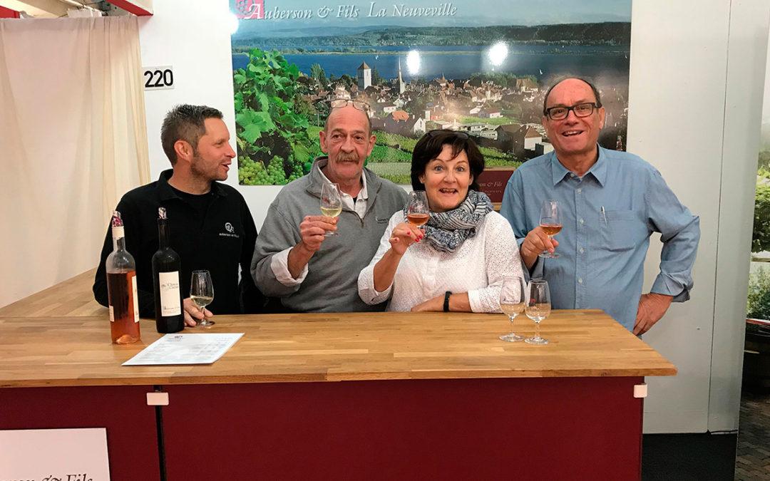 54e Foire du Jura à Delémont